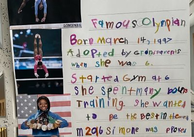 Simone Biles: Gymnast
