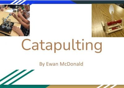 Catapulting