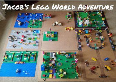 Jacob's Lego World Adventure