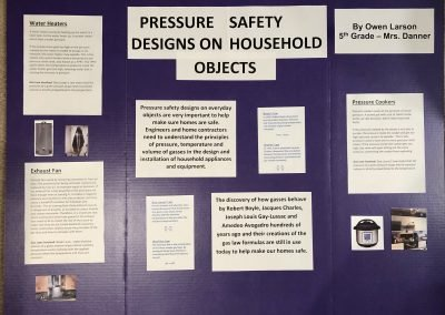Pressure Safety Designs on Household Objects