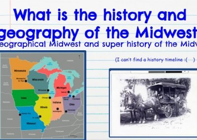 Midwest History and Geography